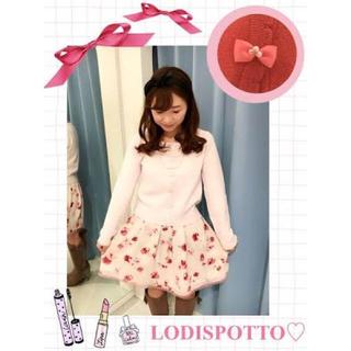 LODISPOTTO - ロディスポット  花柄 フレアスカート