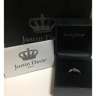 ジャスティンデイビス(Justin Davis)のJastin Davis ジャスティンデイビス リング 指輪(リング(指輪))
