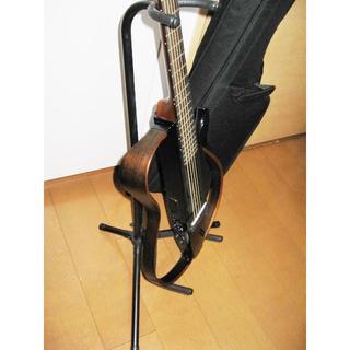 【美品】YAMAHA サイレントギター SLG200S TBL