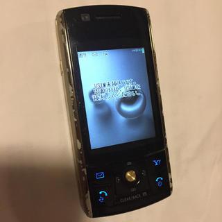 ソフトバンク(Softbank)のSoftbank ソフトバンク 816SH ゴールド(携帯電話本体)