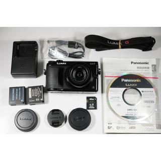 パナソニック(Panasonic)のLUMIX GX7 & G VARIO 12-32mm オマケ付き!(ミラーレス一眼)
