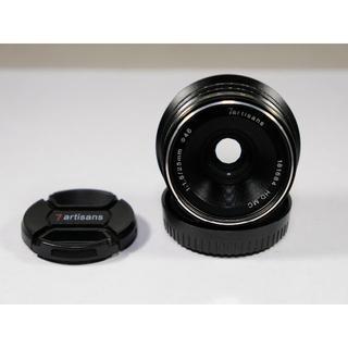 フジフイルム(富士フイルム)の七工匠 7artisans 25mm F1.8(レンズ(単焦点))