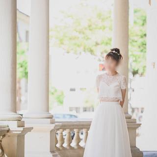 Vera Wang - セパレートウェディングドレス