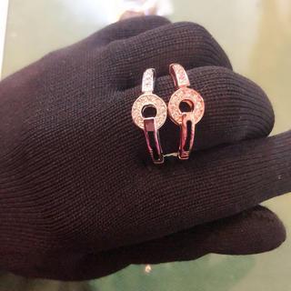 ブルガリ(BVLGARI)のダイヤ リング メンズ デザイン(リング(指輪))