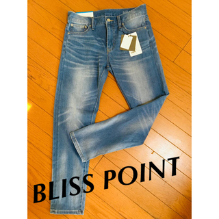 BLISS POINT - ブリスポイント スキニーデニム