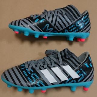 アディダス(adidas)のサッカーS 21.5cm アディダス NEMESIS17.3 HG J(シューズ)