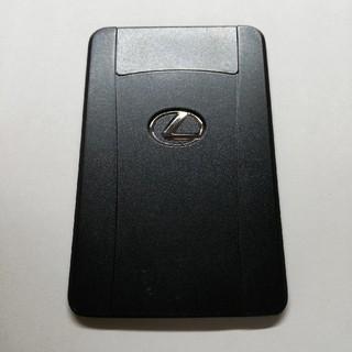 トヨタ(トヨタ)のレクサス カードキー(車内アクセサリ)