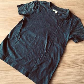 アディダス(adidas)のadidas Tシャツ 140 ネイビー(Tシャツ/カットソー)