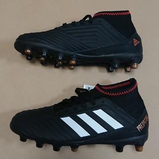 アディダス(adidas)のサッカーS 20cm アディダス PREDATOR18.3 HG J (シューズ)