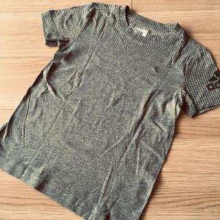 アディダス(adidas)のadidas Tシャツ 140 グレー(Tシャツ/カットソー)
