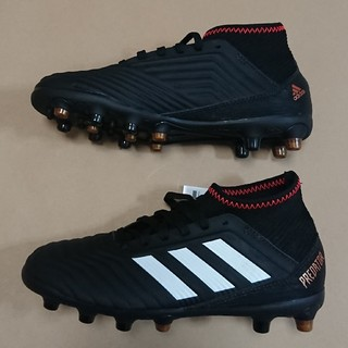 アディダス(adidas)のサッカーS 21cm アディダス PREDATOR18.3 HG J(シューズ)