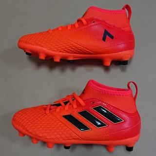アディダス(adidas)のサッカーS 20cm アディダス ACE17.3 HG J(シューズ)