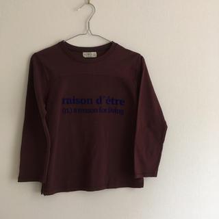 ザラ(ZARA)の新品未使用 ZARA 春物長袖カットソー(Tシャツ/カットソー)