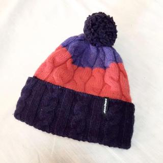 パタゴニア(patagonia)のpatagonia パタゴニア ニット帽 (ニット帽/ビーニー)