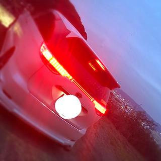 中期 3型 エスティマ イルミファイバー クリアテールランプ  4灯化(車種別パーツ)