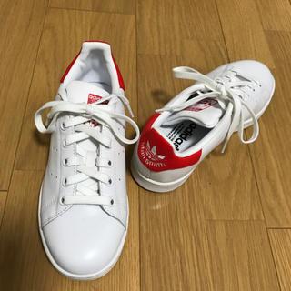 アディダス(adidas)のアディダス 22.5 スタンスミススニーカー 新品(スニーカー)