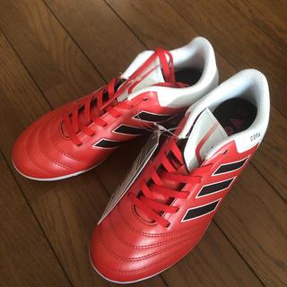 アディダス(adidas)のアディダス:【ジュニア】コパ 17.3-ジャパン23センチ(シューズ)