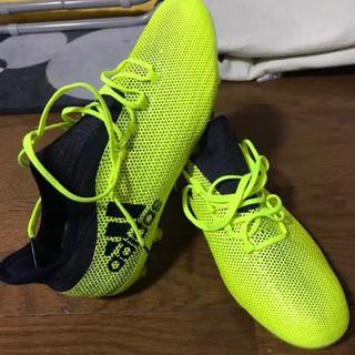 アディダス(adidas)のアディダス サッカー スパイク 28.0(シューズ)