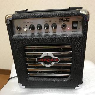 アリアカンパニー(AriaCompany)のARIA. ミニギターアンプ  AG-10X(エレキギター)