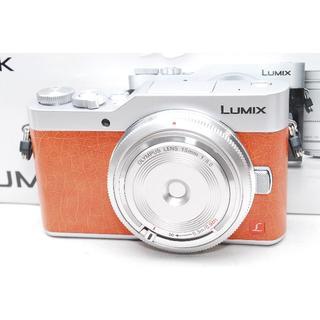 Canon - ♡WiFi&新品♡パナソニック GF9♪レンズキットオレンジ
