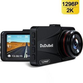 DuDuBell ドライブレコーダー 2K 1296P 高画質(車内アクセサリ)