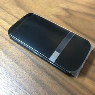 ★未使用品★ソフトバンク 202SH for Biz!人気のブラック(携帯電話本体)