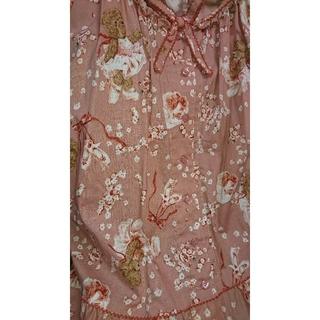 ピンクハウス(PINK HOUSE)のピンクハウス   バレリーナテディ   チュニック  スカート(セット/コーデ)