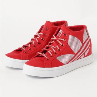 adidas - adidas アディダス COURTVANTAGE HEEL