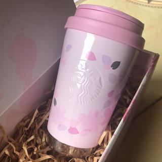 スターバックスコーヒー(Starbucks Coffee)のスターバックス さくら ステンレスTogo タンブラー   スターバックスカード(タンブラー)