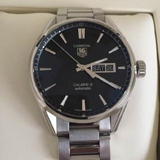 タグホイヤー(TAG Heuer)の購入313000万 タグホイヤー WAR201A カレラ キャリバー5 自動巻 (腕時計(アナログ))