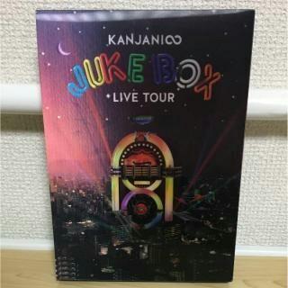 カンジャニエイト(関ジャニ∞)の関ジャニ∞ 初回 ジュークボックス DVD(アイドルグッズ)