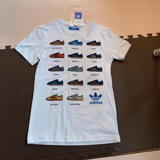 アディダス(adidas)のアディダス 未使用 Tシャツ (Tシャツ/カットソー(半袖/袖なし))