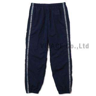 Supreme - Supreme Tonal Taping Track Pant 紺S