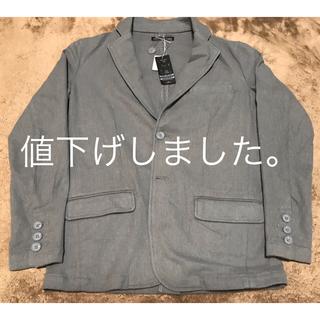 テットオム(TETE HOMME)のテットオム  テーラードジャケット タグ付き未使用 Mサイズ(テーラードジャケット)