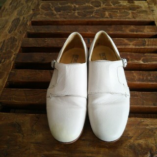ボエモス(Boemos)のイタリア ボエモスシューズ 37(ローファー/革靴)