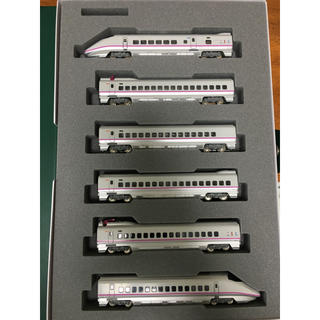 カトー(KATO`)のKATO E3系こまち フル編成セット 室内灯付き(鉄道模型)