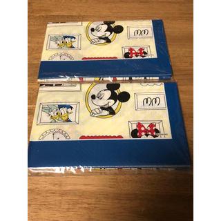 ディズニー(Disney)のディズニー レジャーシート 2組セット(その他)