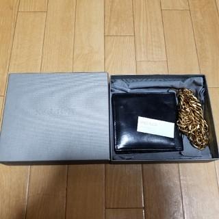 アレキサンダーマックイーン(Alexander McQueen)のアレキサンダーマックイーン 二つ折り財布(折り財布)