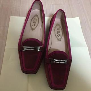 トッズ(TOD'S)のトッズ パンプス(ローファー/革靴)