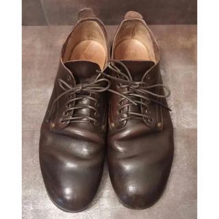 ヤエカ(YAECA)のfuso orario ☆レースアップシューズ(ローファー/革靴)