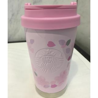 スターバックスコーヒー(Starbucks Coffee)のスタバ タンブラー ステンレス さくら 2019(タンブラー)