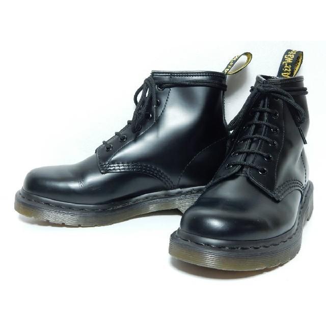 Dr.Martens(ドクターマーチン)の極上美品!2012AW限定!【定価¥23760】ドクターマーチン6ホールUK5 レディースの靴/シューズ(ブーツ)の商品写真