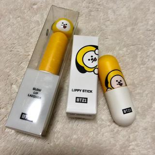 BT21 VTコスメ CHIMMY リップ 口紅 韓国 公式 新品