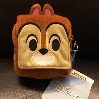 ディズニー(Disney)の☆お値下げ☆ チップ カラビナ ポーチ 新品(ポーチ)