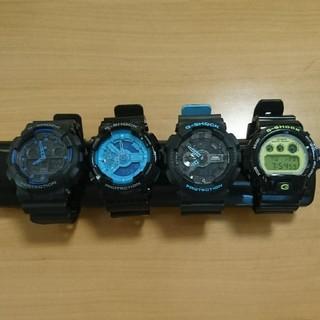 ジーショック(G-SHOCK)のジーショック三本セット(腕時計(デジタル))