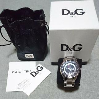 稼働中 D&G ドルチェ&ガッバーナ アスペン メンズ腕時計(腕時計(アナログ))