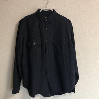 ツータックス(2-tacs)のBrown by 2tacs Flap Pocket Shirts Sサイズ(シャツ)