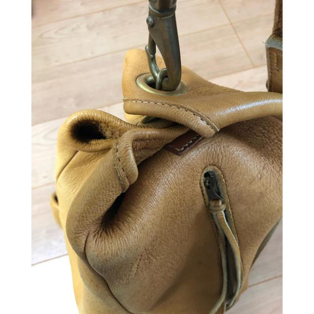 GOWEST(ゴーウエスト)のゴーウエスト✖️パーリィー ボンサック メンズのバッグ(バッグパック/リュック)の商品写真