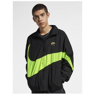 ナイキ(NIKE)のXL Nike ウーブン フルジップ ジャケット full zip jacket(ナイロンジャケット)