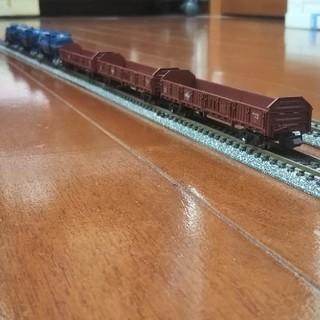 カトー(KATO`)のNゲージ 貨物 KATOトキ25000、タキ1000(鉄道模型)
